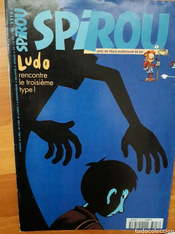 Cómics: Lote 6 cómics en francés Años 90 - Foto 4 - 119889556