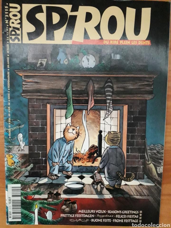Cómics: Lote 6 cómics en francés Años 90 - Foto 5 - 119889556