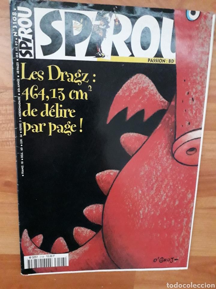 Cómics: Lote 6 cómics en francés Años 90 - Foto 6 - 119889556