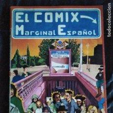 Cómics: EL COMIC MARGINAL ESPAÑOL. Lote 119980879