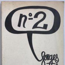 Cómics: FORGES N° 2 (ANTONIO FRAGUAS) - SEDMAY EDICIONES - AÑO 1974. Lote 120026531