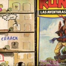 Cómics: KUNG FU NUMERO 40: ARTICULO 4 PAGINAS LUCHA ORIENTAL: GARRA DE TIGRE CONTRA PATADA FRONTAL. Lote 55415035