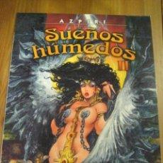 Cómics: AZPIRI. SUEÑOS HUMEDOS II. LOS COMEDIANTES. COLECCION AZPIRI Nº 6. NORMA 2002. Lote 120077091