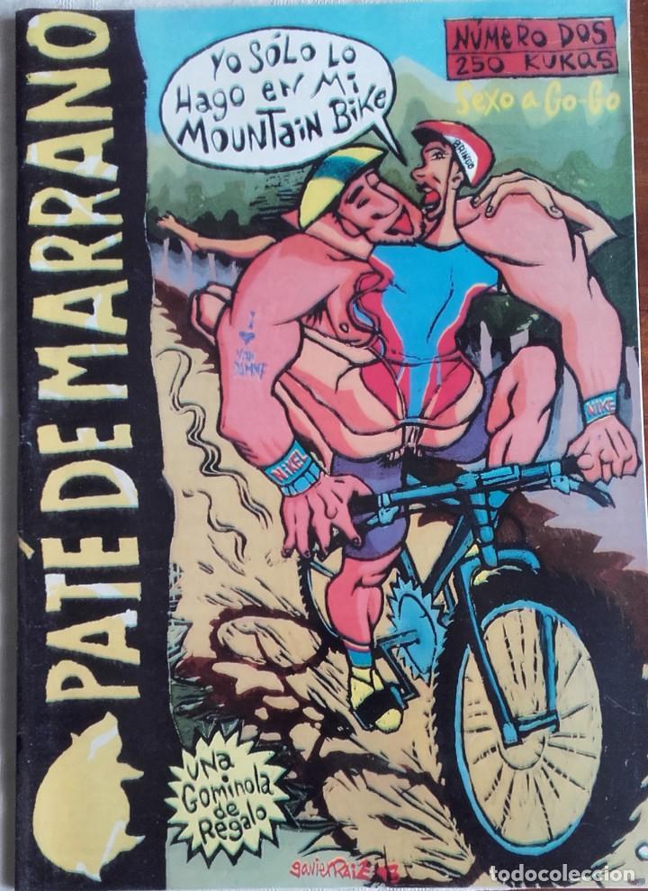 PATÉ DE MARRANO Nº 2 (Tebeos y Comics - Comics otras Editoriales Actuales)