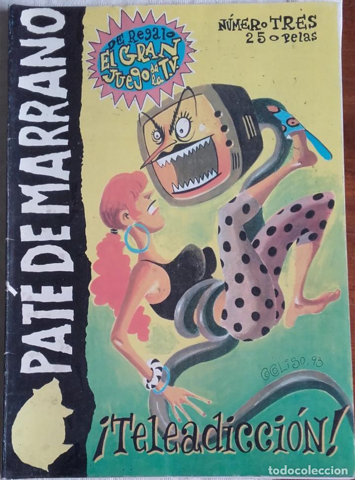 PATÉ DE MARRANO Nº 3 (Tebeos y Comics - Comics otras Editoriales Actuales)