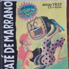 Cómics: PATÉ DE MARRANO Nº 3. Lote 120095759