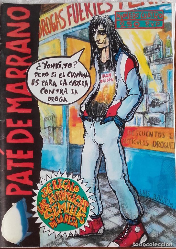PATÉ DE MARRANO Nº 4 (Tebeos y Comics - Comics otras Editoriales Actuales)
