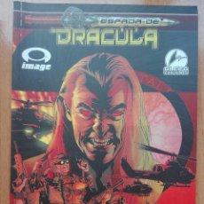 Cómics: ESPADA DE DRACULA.IMAGE.ALETA EDICIONES 2005.LIBRO COMIC NUEVO DE LUJO. Lote 120209435