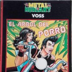 Cómics: VOSS EL ARBOL DEL PORRO. Lote 120236807