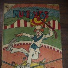 Comics : CUBA. MUÑEQUITOS. AÑO I. Nº 4. SEPTIEMBRE 1965.. Lote 120405699