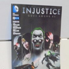 Cómics: INJUSTICE GODS AMONG US Nº 1 TOM TAYLOR - ECC -. Lote 125378263