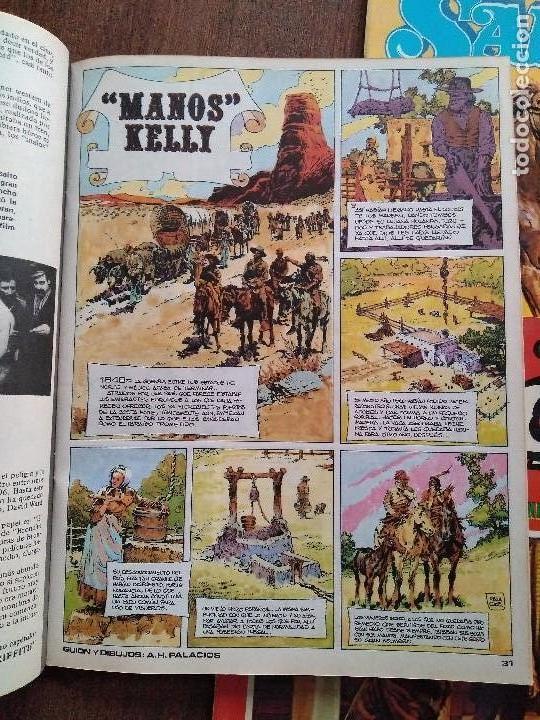 Cómics: SALOON COMPLETA 9 EJEMPLARES - Foto 2 - 120488403