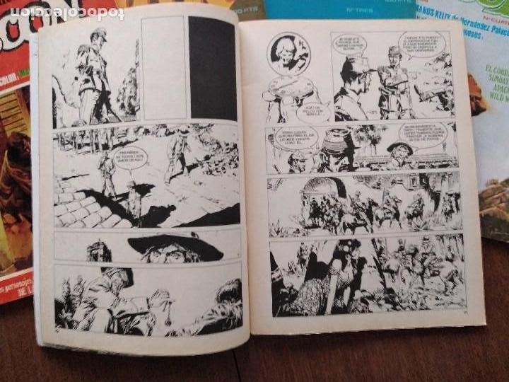 Cómics: SALOON COMPLETA 9 EJEMPLARES - Foto 4 - 120488403