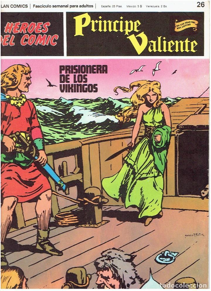 Cómics: FASCÍCULOS SUELTOS DE LA COLECCIÓN, DEL 25 AL 30 - Foto 2 - 120492039
