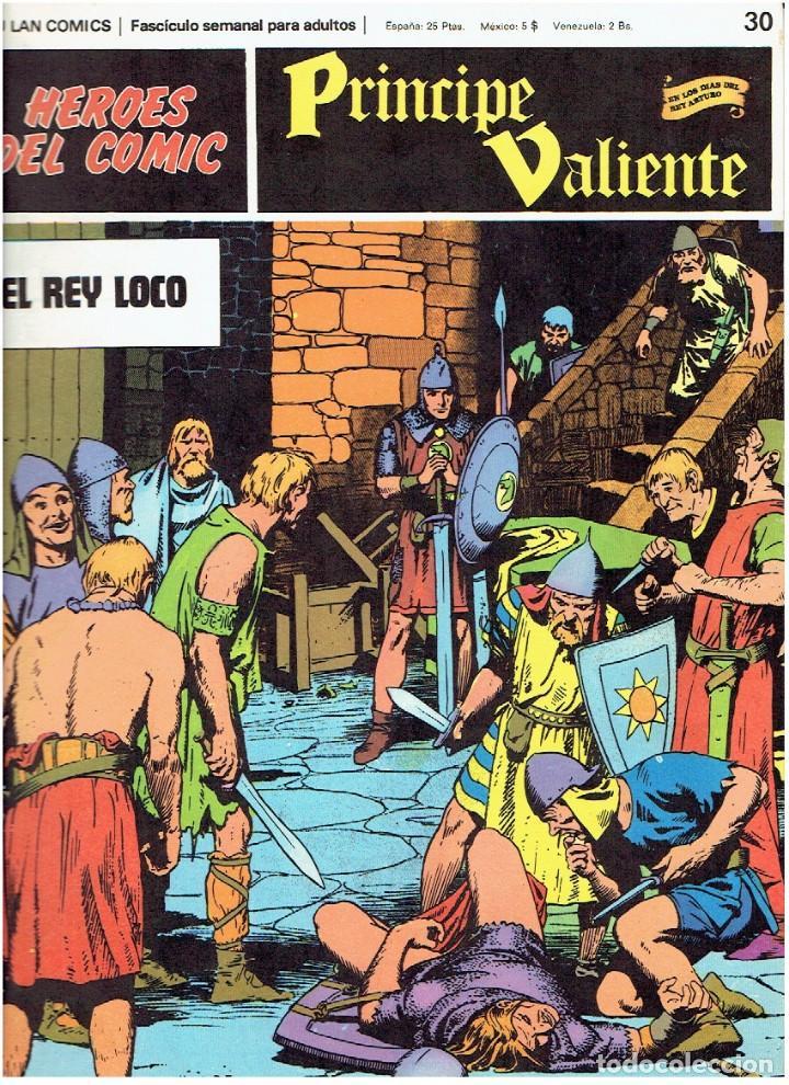 Cómics: FASCÍCULOS SUELTOS DE LA COLECCIÓN, DEL 25 AL 30 - Foto 6 - 120492039