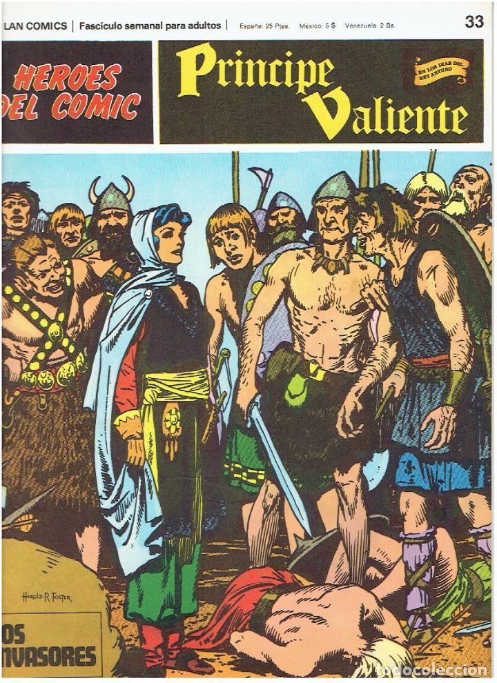 Cómics: FASCÍCULOS SUELTOS DE LA COLECCIÓN, DEL 31 AL 36 - Foto 3 - 120492351