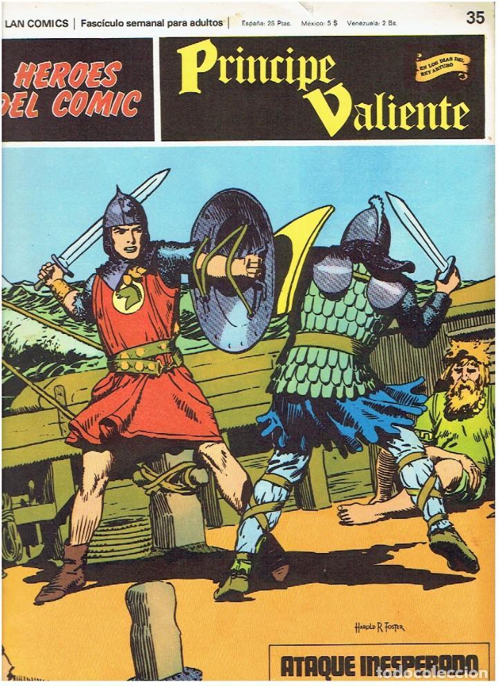 Cómics: FASCÍCULOS SUELTOS DE LA COLECCIÓN, DEL 31 AL 36 - Foto 5 - 120492351
