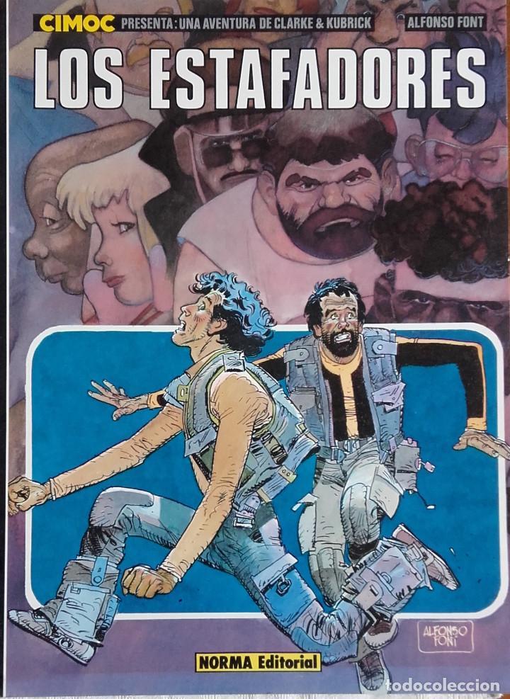 LOS ESTAFADORES (Tebeos y Comics - Comics otras Editoriales Actuales)