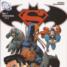 Cómics: COMIC- SUPERMAN BATMAN Nº 7 DC COMICS PLANETA. Lote 120622503
