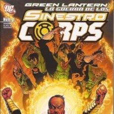 Cómics: COMIC- GREEN LANTERN LA GUERRA DE LOS SINIESTRO CORPS Nº 1 DC COMICS PLANETA. Lote 120622595