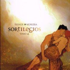 Cómics: SORTILEGIOS.TOMO 4.DUFAUX/MUNUERA. NORMA EDITORIAL.. Lote 120668115