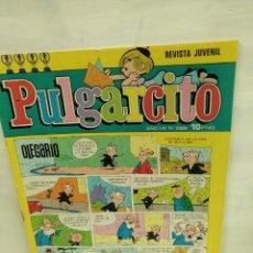 Cómics: PULGARCITO. REVISTA JUVENIL. AÑO 53.N°2266. Lote 120672772