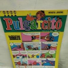 Cómics: PULGARCITO. REVISTA JUVENIL. AÑO 56. N°2362. Lote 120675471