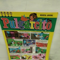 Cómics: PULGARCITO. REVISTA JUVENIL. AÑO 56. N°2363. Lote 120675839