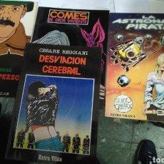 Cómics: EXTRA VILÁN COLECCION COMPLETA 4 NUMEROS ED. VILAN AÑO 1981. Lote 46666931