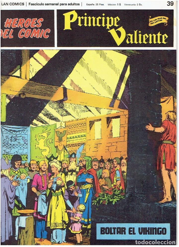 Cómics: FASCÍCULOS SUELTOS DE LA COLECCIÓN, DEL 37 AL 42 - Foto 3 - 120779683