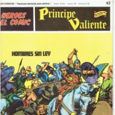 Cómics: FASCÍCULOS SUELTOS DE LA COLECCIÓN, DEL 43 AL 48. Lote 120779875