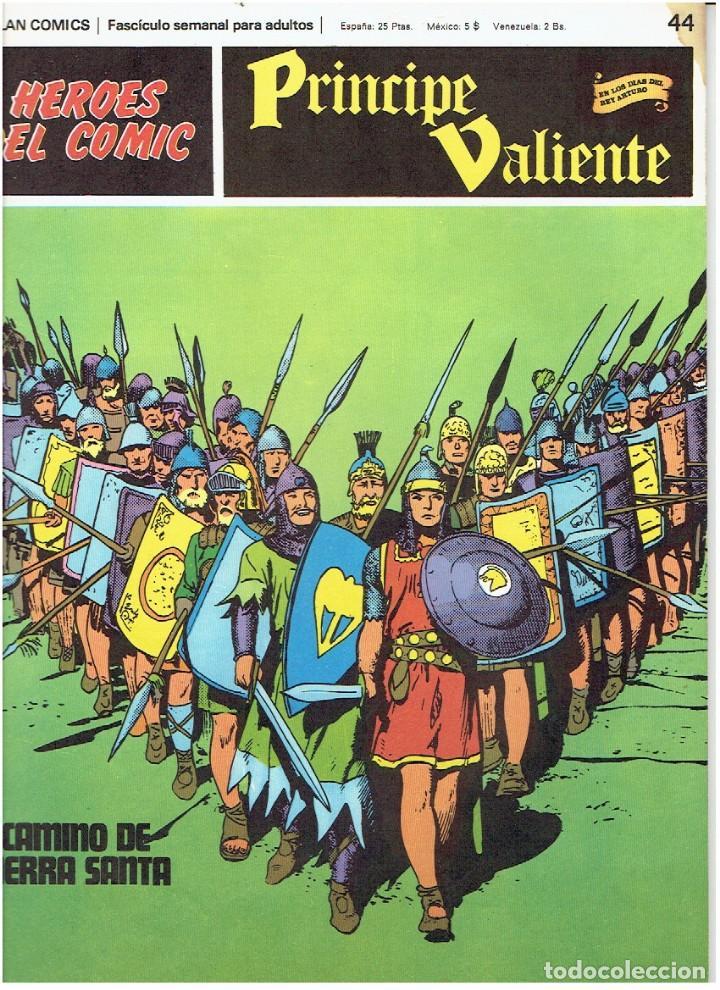 Cómics: FASCÍCULOS SUELTOS DE LA COLECCIÓN, DEL 43 AL 48 - Foto 2 - 120779875