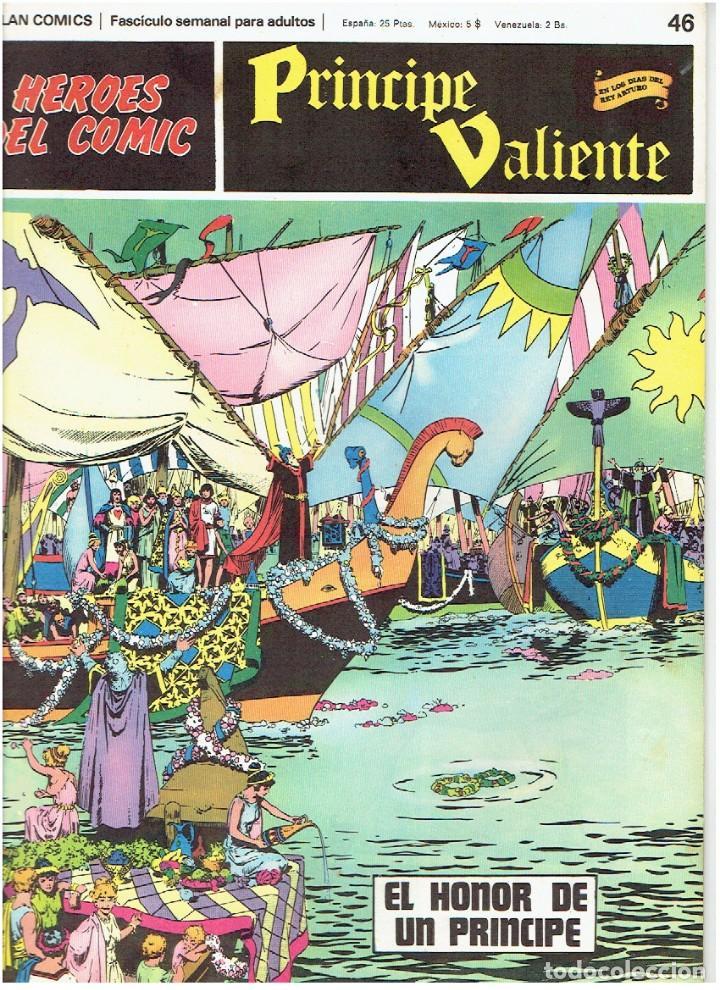 Cómics: FASCÍCULOS SUELTOS DE LA COLECCIÓN, DEL 43 AL 48 - Foto 4 - 120779875