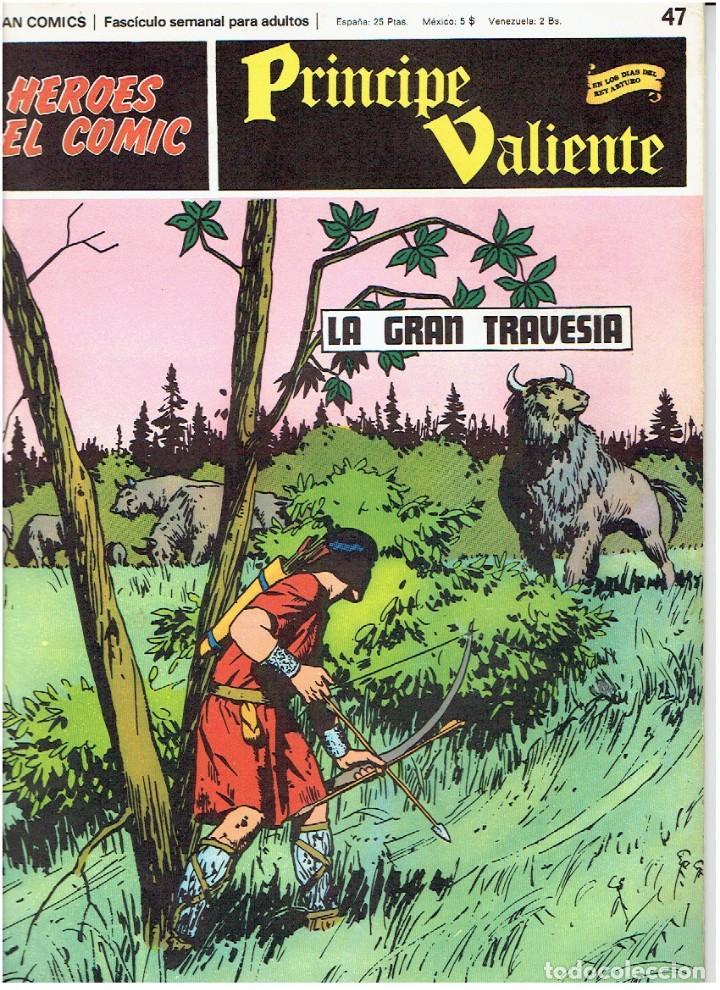 Cómics: FASCÍCULOS SUELTOS DE LA COLECCIÓN, DEL 43 AL 48 - Foto 5 - 120779875