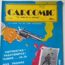 Cómics: CARCOMIC Nº 2. Lote 120794487