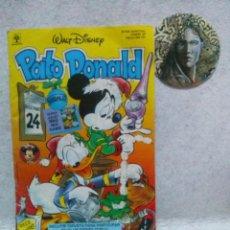 Cómics: CÓMIC PATO DONALD. Nº 29 - WALT DISNEY - ED. PRIMAVERA, 1991....CON SEÑALES DE USO.. Lote 120858095