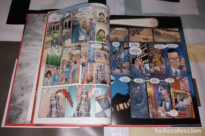 Cómics: Comic/Tebeo. Nuevos Titanes juegos. ECC ediciones, 2012, Marv Wolfman y George Pérez. Tapa dura - Foto 3 - 120860851