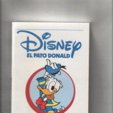 Cómics: EL PATO DONALD-CLASICOS DEL COMIC-DISNEY-AÑO 2004-COLOR-EL MUNDO-FORMATO PRESTIGE. Lote 120902703
