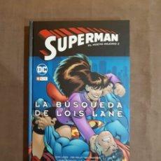 Cómics: SUPERMAN: EL NUEVO MILENIO 02. LA BÚSQUEDA DE LOIS LANE. Lote 120983388
