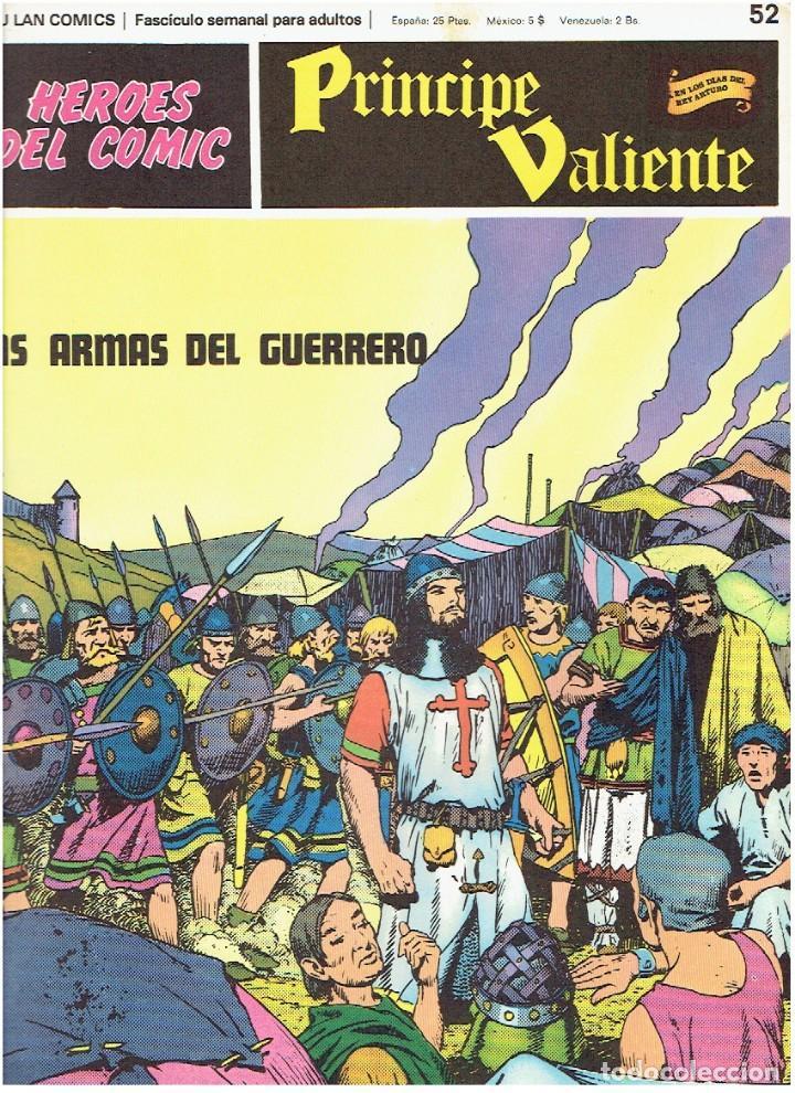 Cómics: FASCÍCULOS SUELTOS DE LA COLECCIÓN, DEL 49 AL 54 - Foto 4 - 121047155