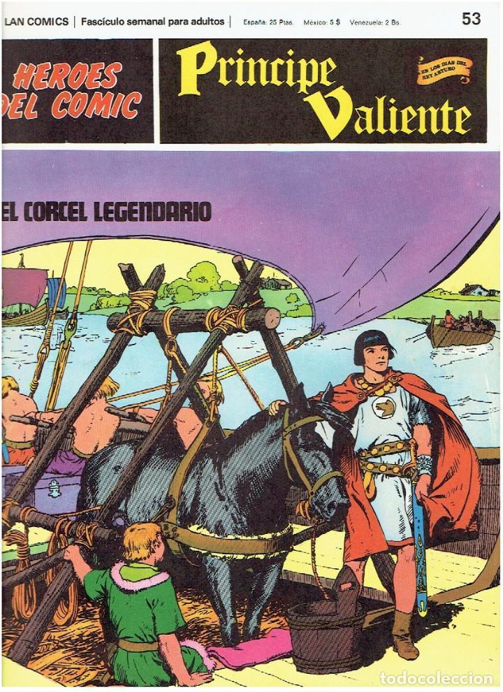 Cómics: FASCÍCULOS SUELTOS DE LA COLECCIÓN, DEL 49 AL 54 - Foto 5 - 121047155
