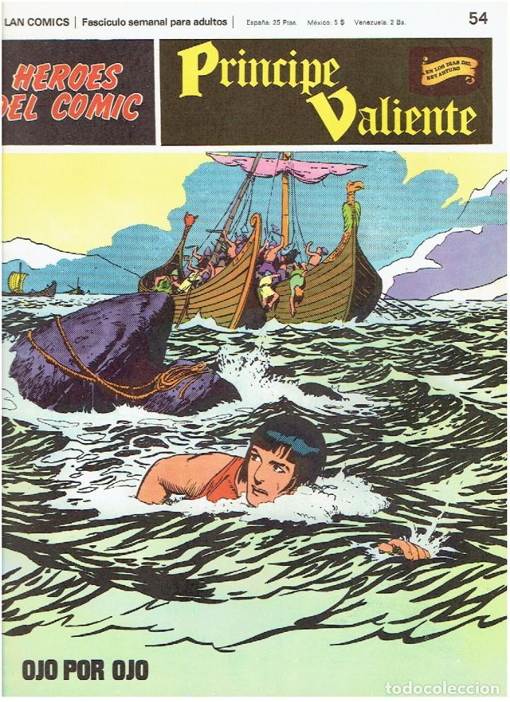 Cómics: FASCÍCULOS SUELTOS DE LA COLECCIÓN, DEL 49 AL 54 - Foto 6 - 121047155