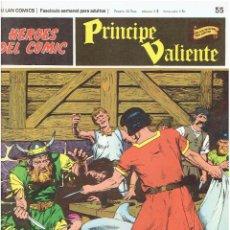 Cómics: FASCÍCULOS SUELTOS DE LA COLECCIÓN, DEL 55 AL 60. Lote 121047451