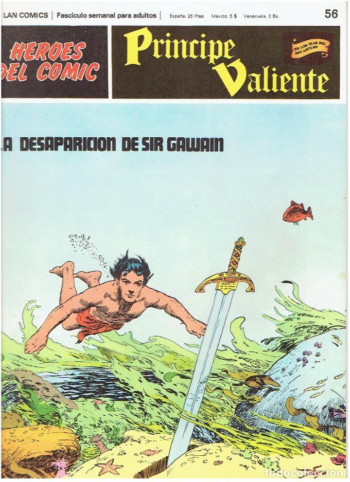 Cómics: FASCÍCULOS SUELTOS DE LA COLECCIÓN, DEL 55 AL 60 - Foto 2 - 121047451