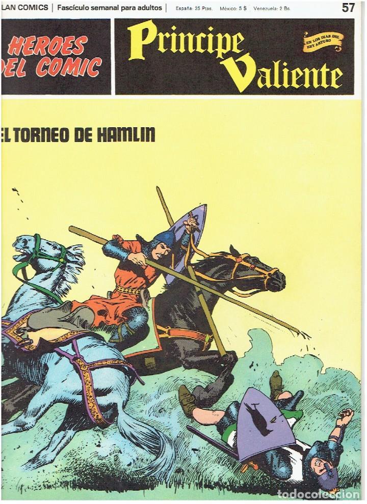 Cómics: FASCÍCULOS SUELTOS DE LA COLECCIÓN, DEL 55 AL 60 - Foto 3 - 121047451