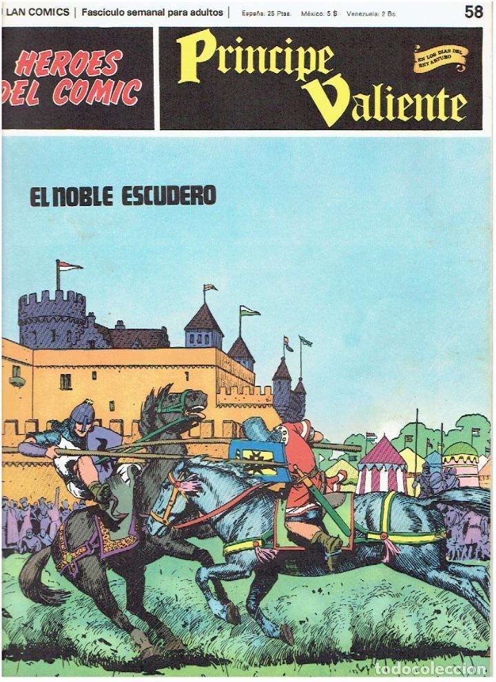 Cómics: FASCÍCULOS SUELTOS DE LA COLECCIÓN, DEL 55 AL 60 - Foto 4 - 121047451