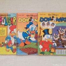 Cómics: CUENTO COMIC DISNEY Y PULGARCITO AÑOS 80. Lote 121065568