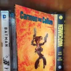 Cómics: CARMEN MC CALLUM TOMO PLANETA. Lote 121104083