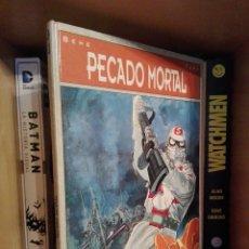 Cómics: PECADO MORTAL TOMO GLENAT. Lote 121107555
