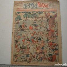 Cómics: FLECHAS Y PELAYOS Nº 167. Lote 121221251